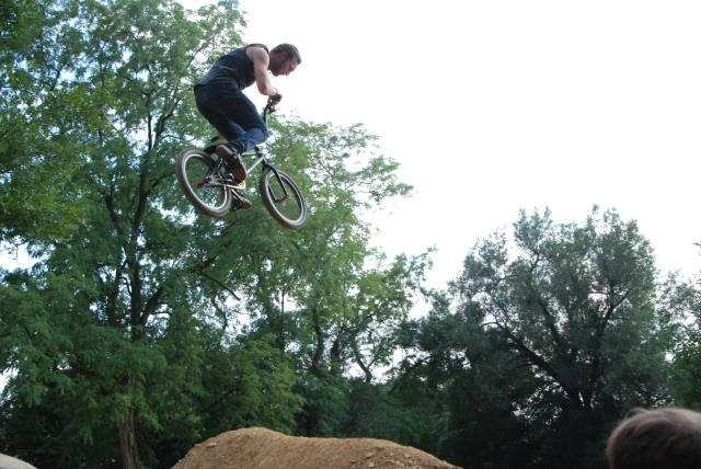 Matt Maloney airs it out in Expert Dirt