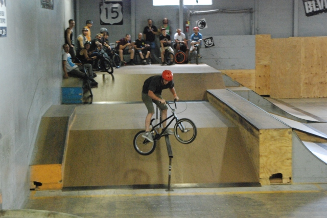 Matt Stampski - rail slide