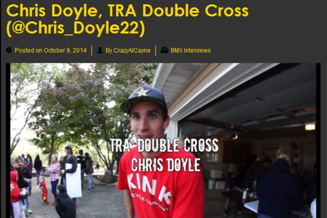 DoyleInterviewCayne